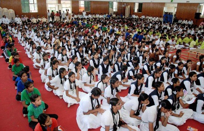 Sister Nivedita's contribution towards women's education recalled