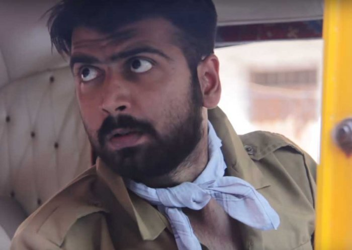 Video: A Pro Tip on how to exact revenge on an Auto driver who says 'no'