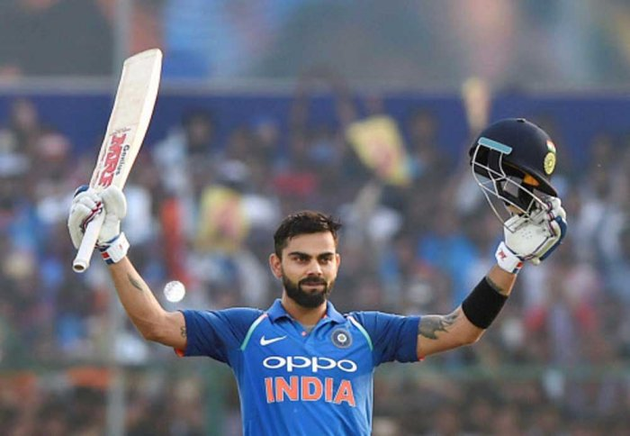 Rohit Sharma, Virat Kohli sizzle in series decider