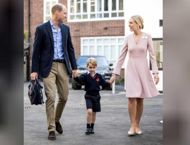 Britain's Prince George on ISIS hit list: report