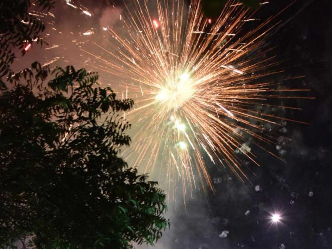 40 pc dip in emissions from firecrackers this Diwali: Study