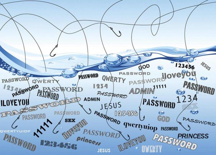 Strong password key runs into limits
