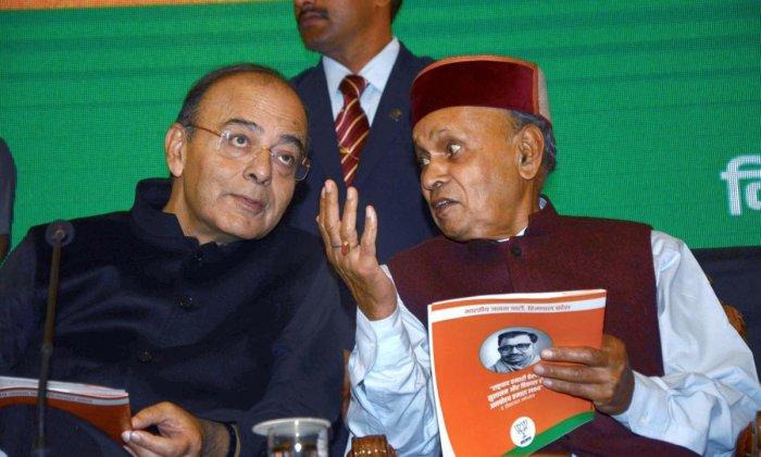 End to mafia raj, jobs among BJP's promises