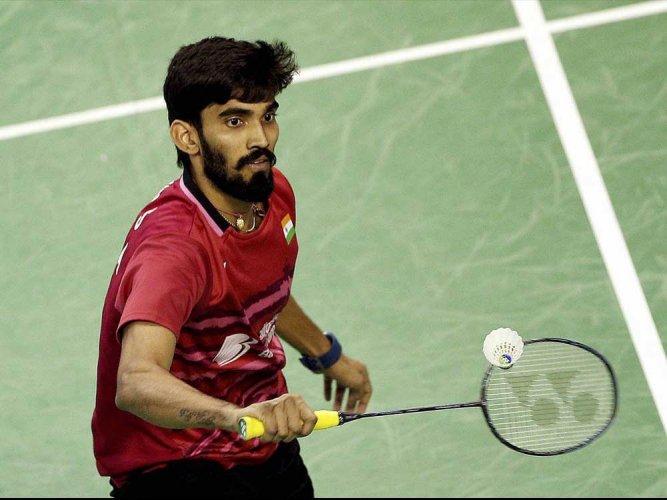 Not losing sleep over chasing World No. 1 ranking: Srikanth
