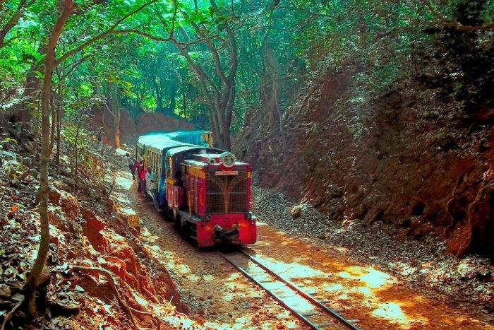 Matheran toy train resume services