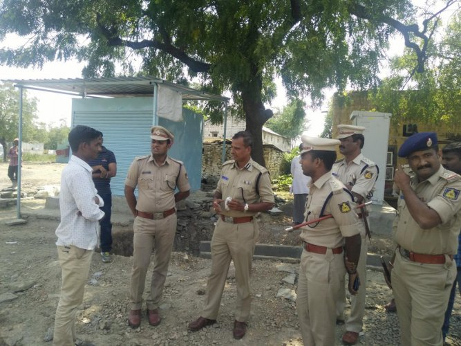 Seer arrest: Security beefed up at Andola, Jewargi