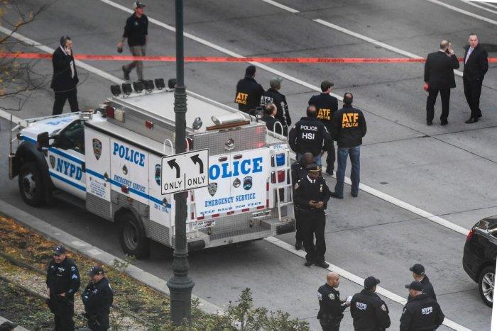 Prez, PM condemn terror attack in New York; no Indian among casualties