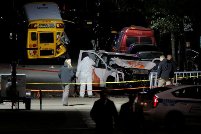 Prez, PM condemn terror attack in New York, no Indian among casualties