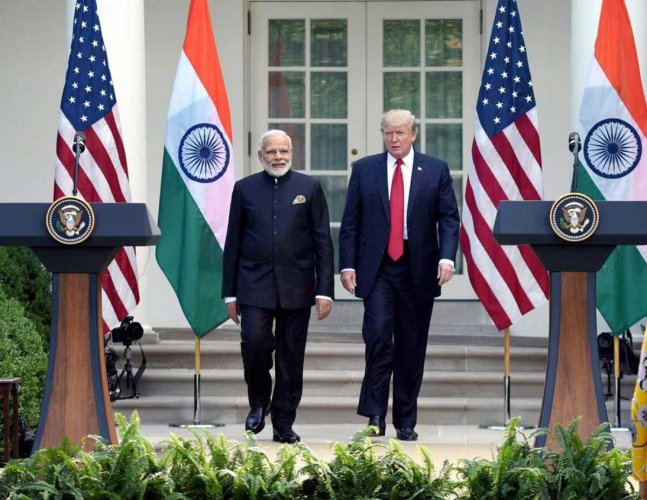 India plays big role in Indo-Pacific region: WH