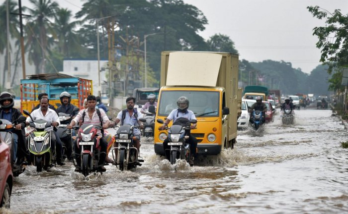Monsoon active, rain resumes in parts of TN