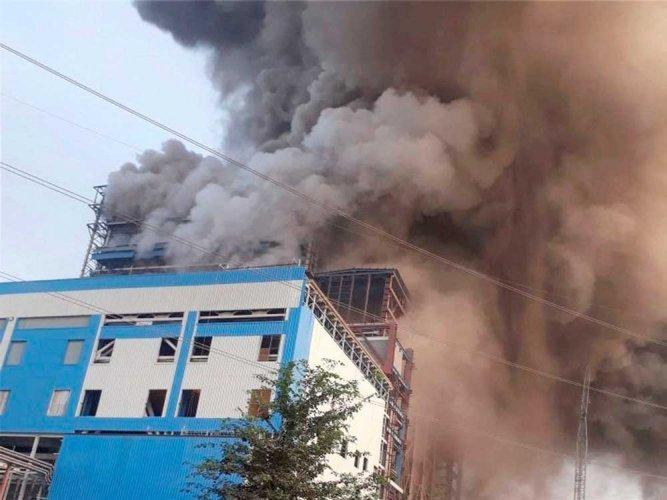 20 dead, 100 hurt in NTPC boiler blast