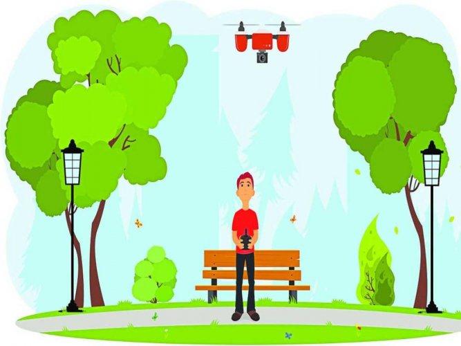 Govt unveils draft to regulate drones
