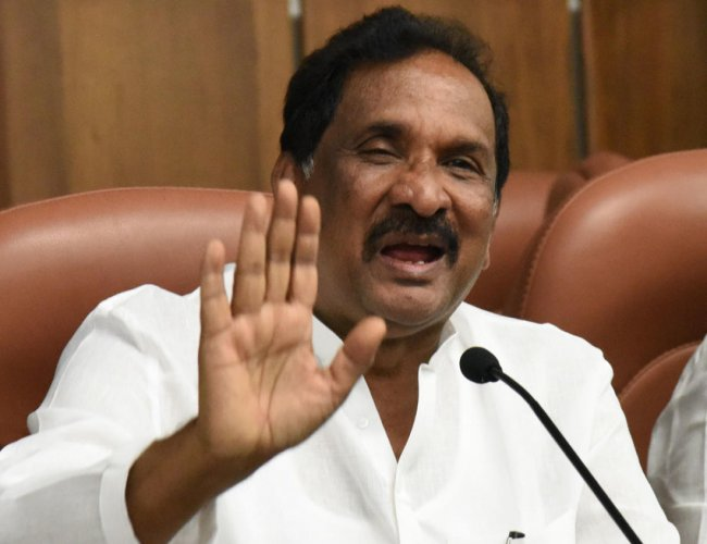 Minister says no compromise on use of Kannada in name boards