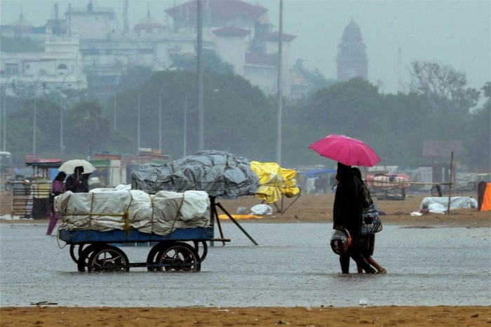 Respite from rain in Tamil Nadu