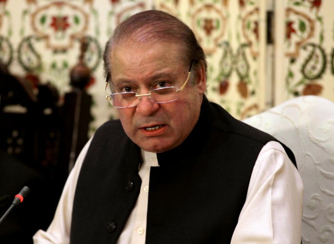 Pak's ousted PM Sharif returns home from UK to face trial