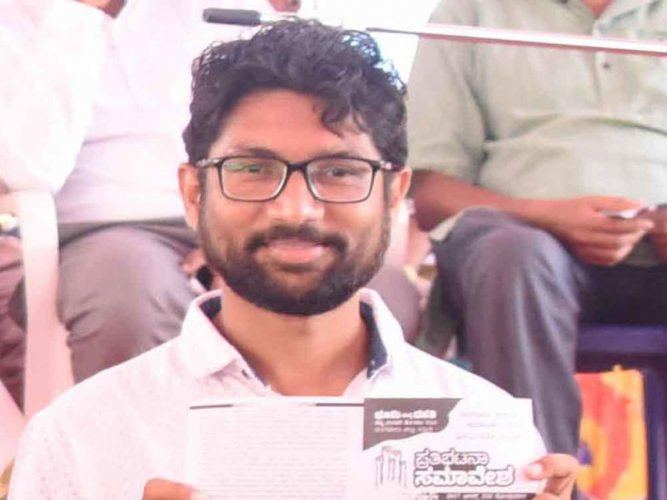Not joining Congress: Jignesh Mevani