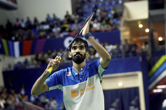 Srikanth achieves career-best World No. 2 ranking