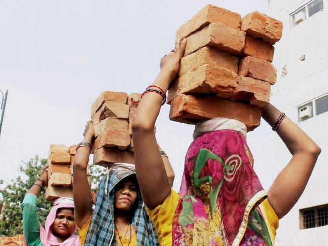 66% of women's work unpaid in India: WEF