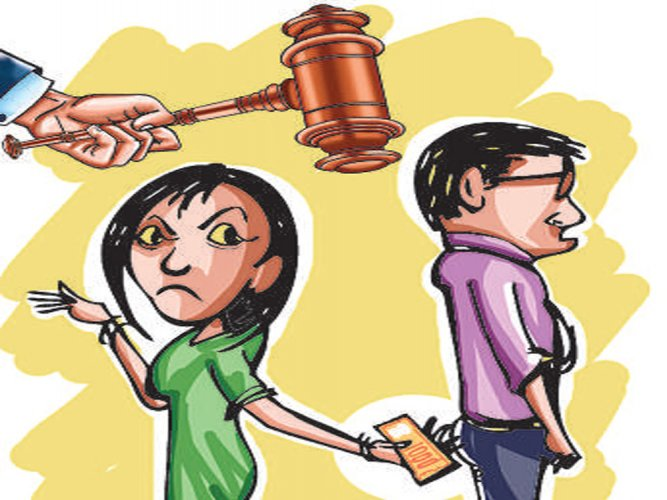 Women twice as likely as men to file for divorce: study