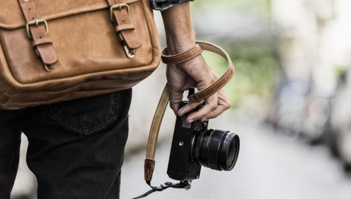Finding peace behind the lens