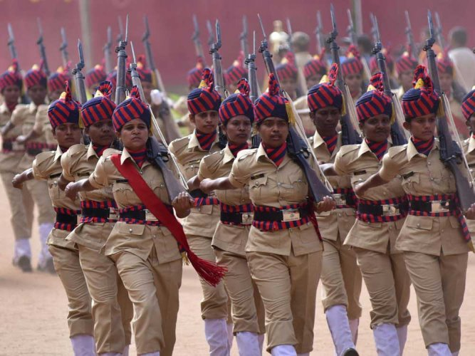'Recruitment of women in police force painfully slow'
