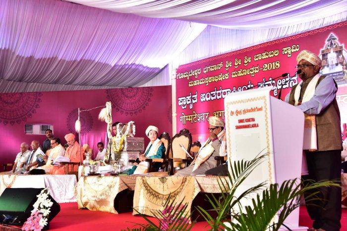 Prakrit language needs recognition, says scholar Nalini Balbir