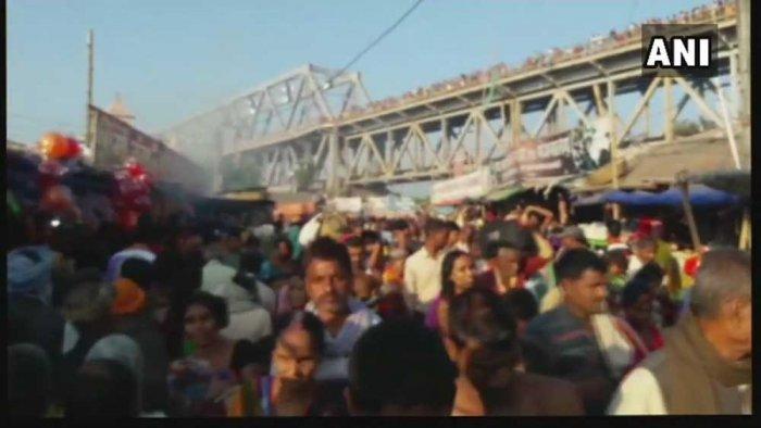 Three killed in Kartik Purnima stampede in Bihar