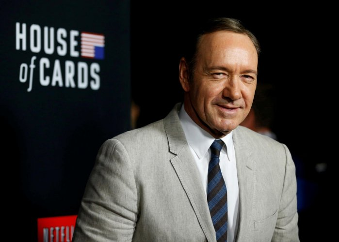 Three more men accuse Spacey of sexual assault