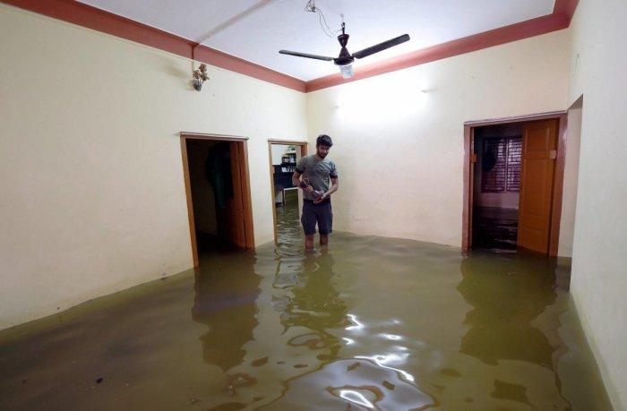 Rain continues to batter Tamil Nadu
