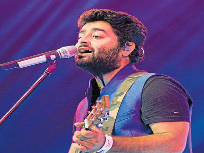 If I will sing all the songs, people will be exhausted: Arijit