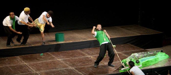 Theatre on the move