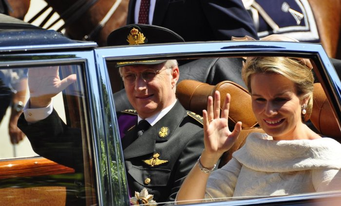 Belgian royal couple to begin India visit with Taj