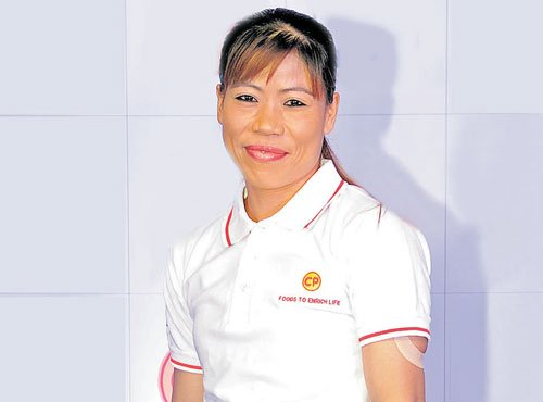 Mary Kom, 2 others in semis of Asian Boxing meet