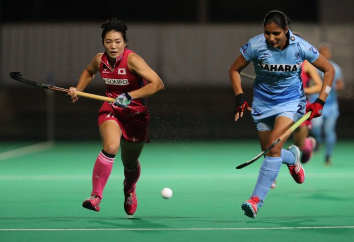 Indian eves gear up for final battle against China