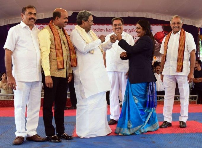 Girls should learn Karate for self-defence: CM