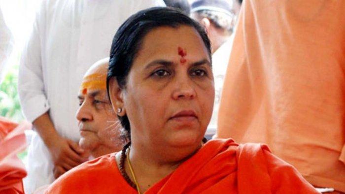 Pride of Indian woman is above politics: Uma on Padmavati row