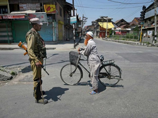 'Mission Kashmir' to begin from Monday