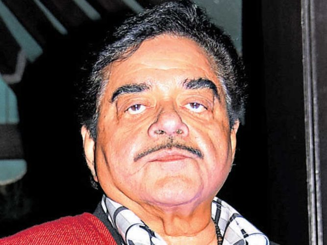 BJP mustn't be 'one-man show, two-man army': Shatrughan Sinha