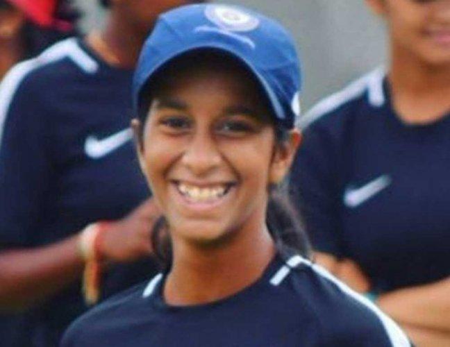 Mumbai girl Jemimah Rodrigues smashes unbeaten 200 in Women's U-19