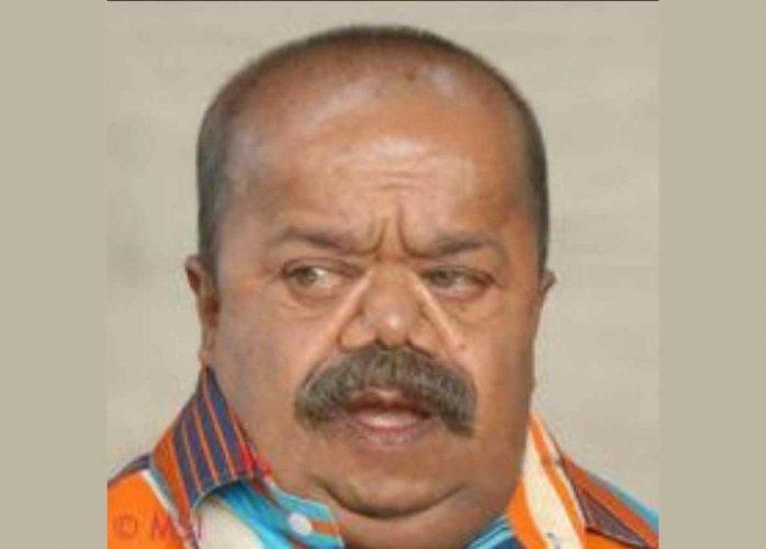 Veteran actor Vettoor Purushan no more