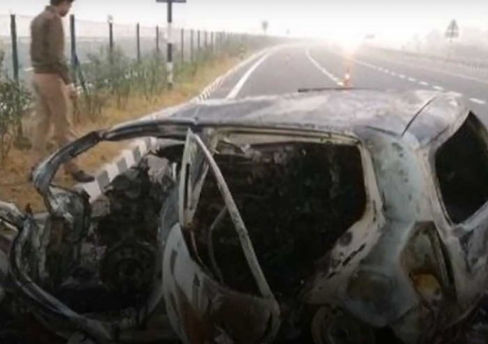 6 die in accident on Agra-Lucknow expressway