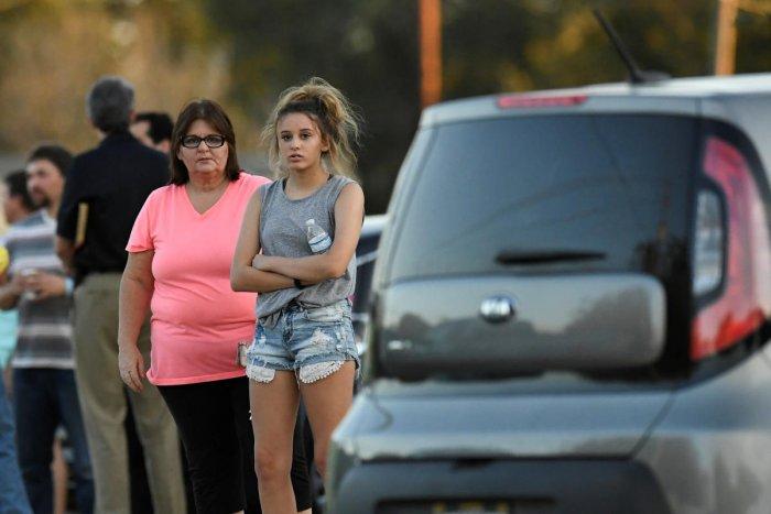 Gunman kills 26 at Texas church service