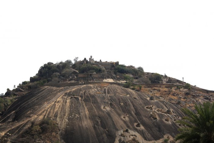 The abodes of Lord Bahubali