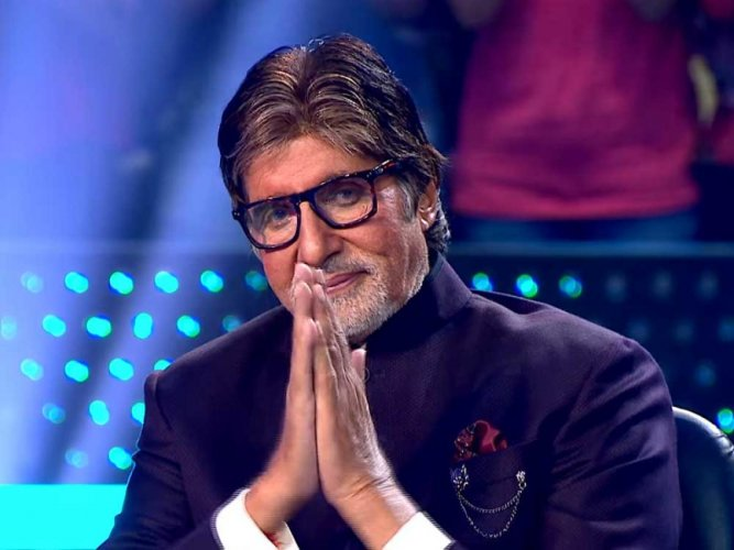 At this age and time of my life, I seek peace: Amitabh Bachchan