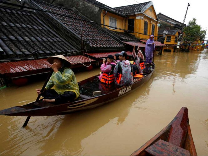 Typhoon death toll in Vietnam climbs to 44