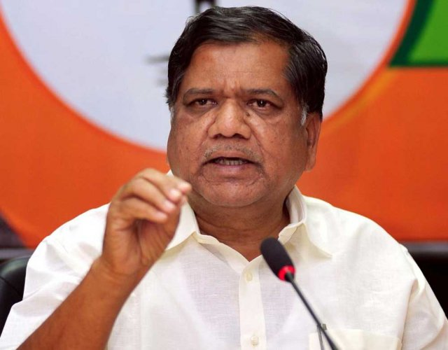 CM is brain behind Lingayat religion struggle: Shettar
