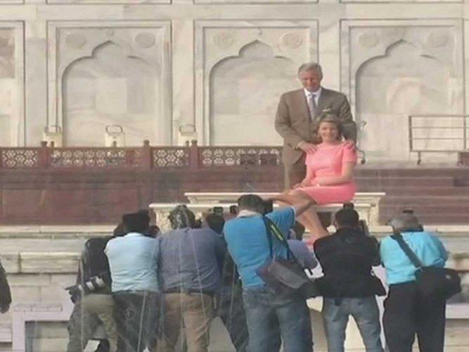 Belgian royal couple to meet PM