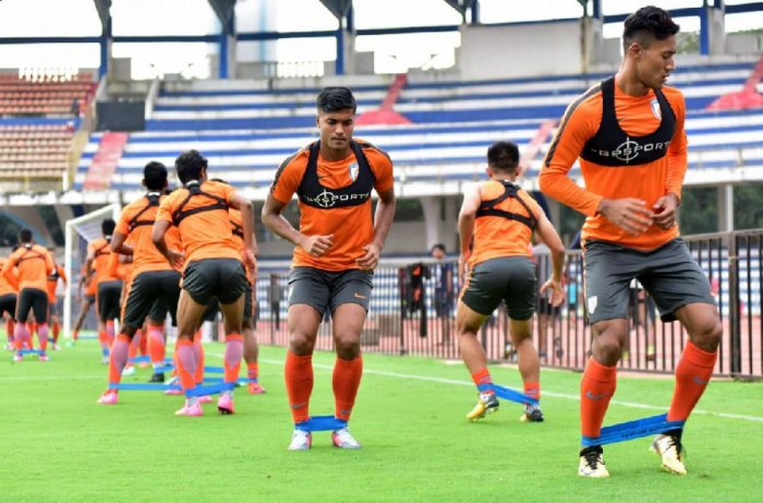 Injured Borges, Poojary out of Asian Cup qualifier