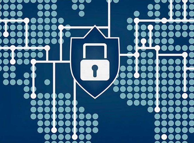 Cyber attack protection for power network