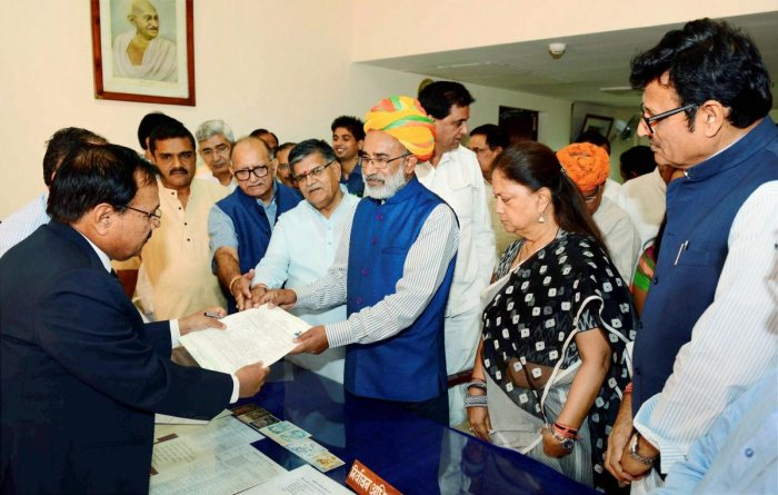 RS bypoll: Alphons win from Rajasthan certain after Cong fields no candidate